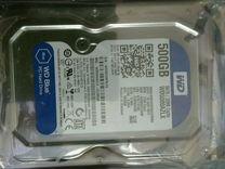 Продам жесткие диски WD SATA,seagate