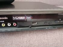 Panasonic DMR-EH58EE-K HDD плеер — Аудио и видео в Новосибирске