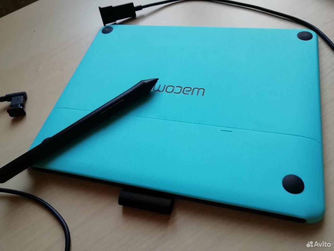 Планшет графический wacom Intuos Art Creative Pen&  89207434606 купить 7