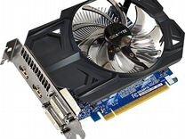 Видеокарта gtx 750 2gb