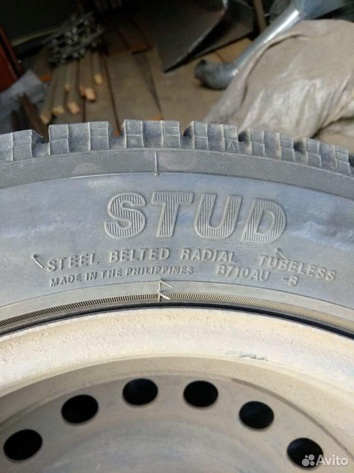 Шипованные колеса Yokohama R16 для Форд  89108568275 купить 3