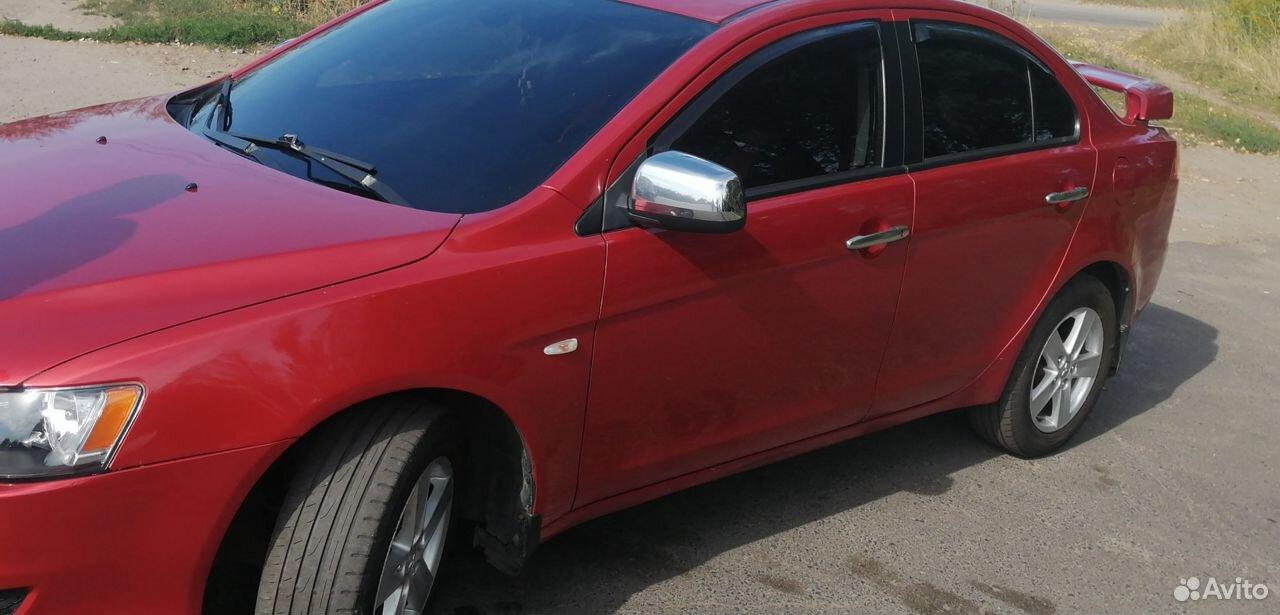 Mitsubishi Lancer, 2008  89038710165 купить 1