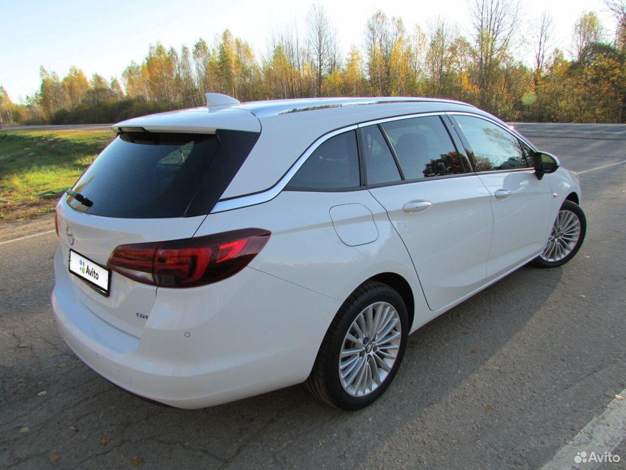 Opel Astra, 2017  89611352604 купить 5