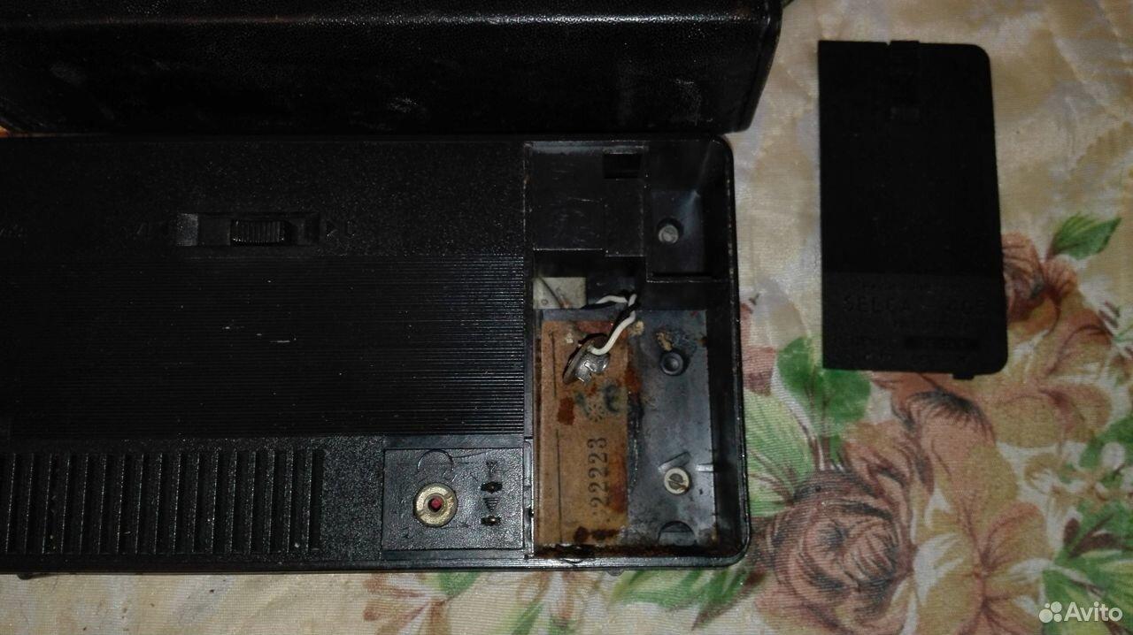 Радиоприемник селга 405