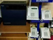 Мини атс Panasonic kx-tda200