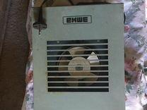 Вентилятор вытяжной