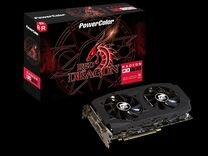 Топовый видик на 8 гигов Radeon RX580 (Гарантия)