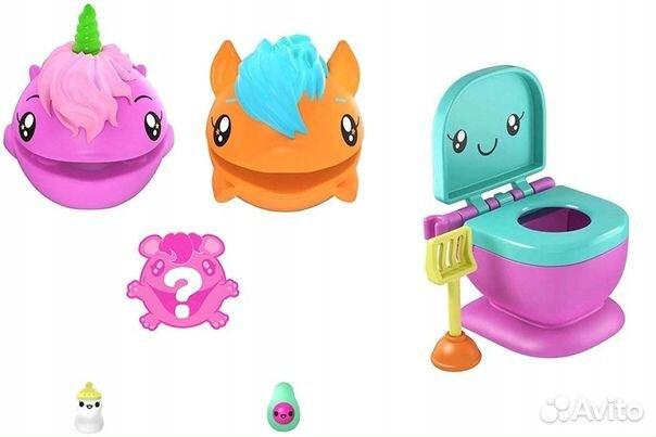 Pooparoos familyroos surprise family look  89062132153 купить 2
