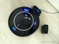 Робот-пылесос Panda X800 Multifloor Black — Бытовая техника в Волгограде