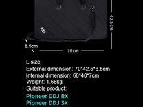 Жесткая сумка чехол DJ для Pioneer DDJ RX или Pion