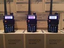 Рация Kenwood TK-UVF8 8W Новые