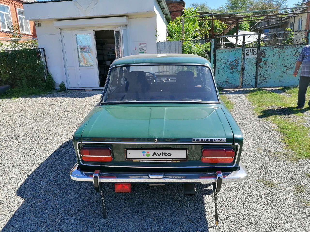 ВАЗ 2103, 1973  89619710927 купить 9