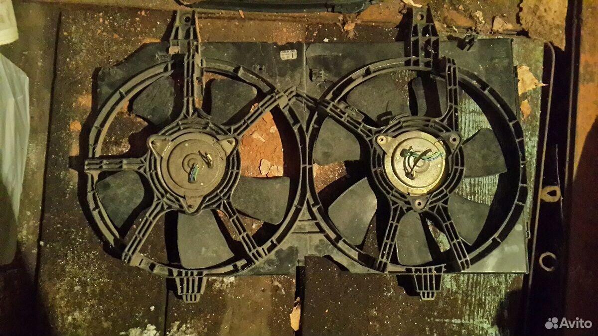 Вентиляторы на радиатор Nissan cefiro  89538834005 купить 1