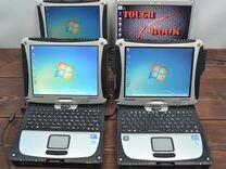 Ноутбук Panasonic Toughbook из Европы +гарантия