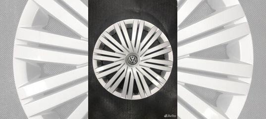Новые оригинальные колпаки Volkswagen Polo R15
