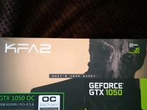 Видеокарта kfa2 gtx 1050 2g