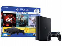 Sony PlayStation 4 (PS 4) 1T, 500 Gb, рст и Евро