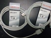 USB 2.0 удлинитель 1.8 м