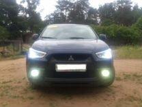Ксенон на Mitsubishi ASX