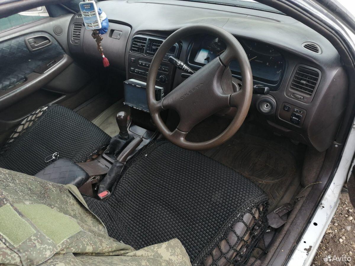 Toyota Cresta, 1993  89644602145 купить 4