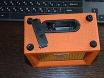 Гитарный усилитель Orange CR3 Micro Crush + блок п