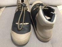"Ботинки ""Зара"" на мальчика"