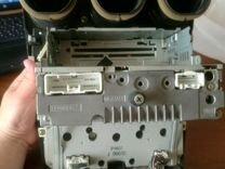 Магнитофон с блоком климата на мазду атензу