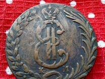 Сибирка 10 копеек 1777г — Коллекционирование в Геленджике