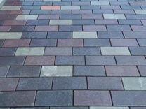 Тротуарная плитка, брусчатка и бордюр от производи