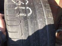 Б/у шины пирелли 255-35/18,пара на докатку