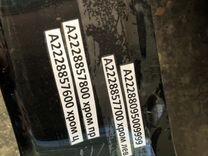 Бампер передний мерседес s 222 amg A 2228809500 с