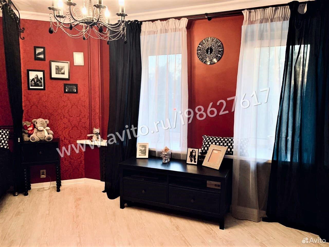 4-к квартира, 109.6 м², 2/10 эт.  89201131272 купить 8