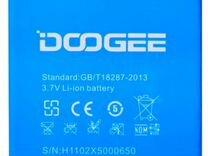 Аккумулятор для смартфона Doogee x5