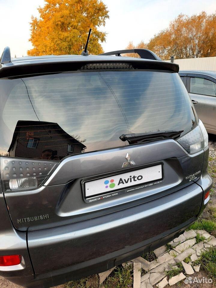 Mitsubishi Outlander, 2011  89600025754 купить 5