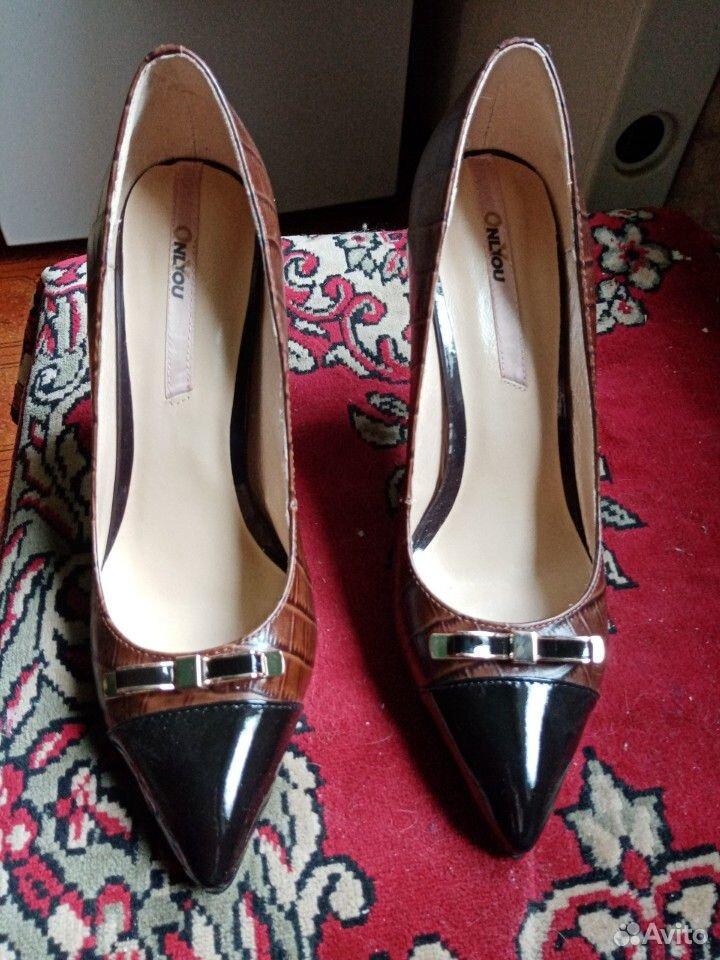Туфли новые 38-39 р  89049907235 купить 1
