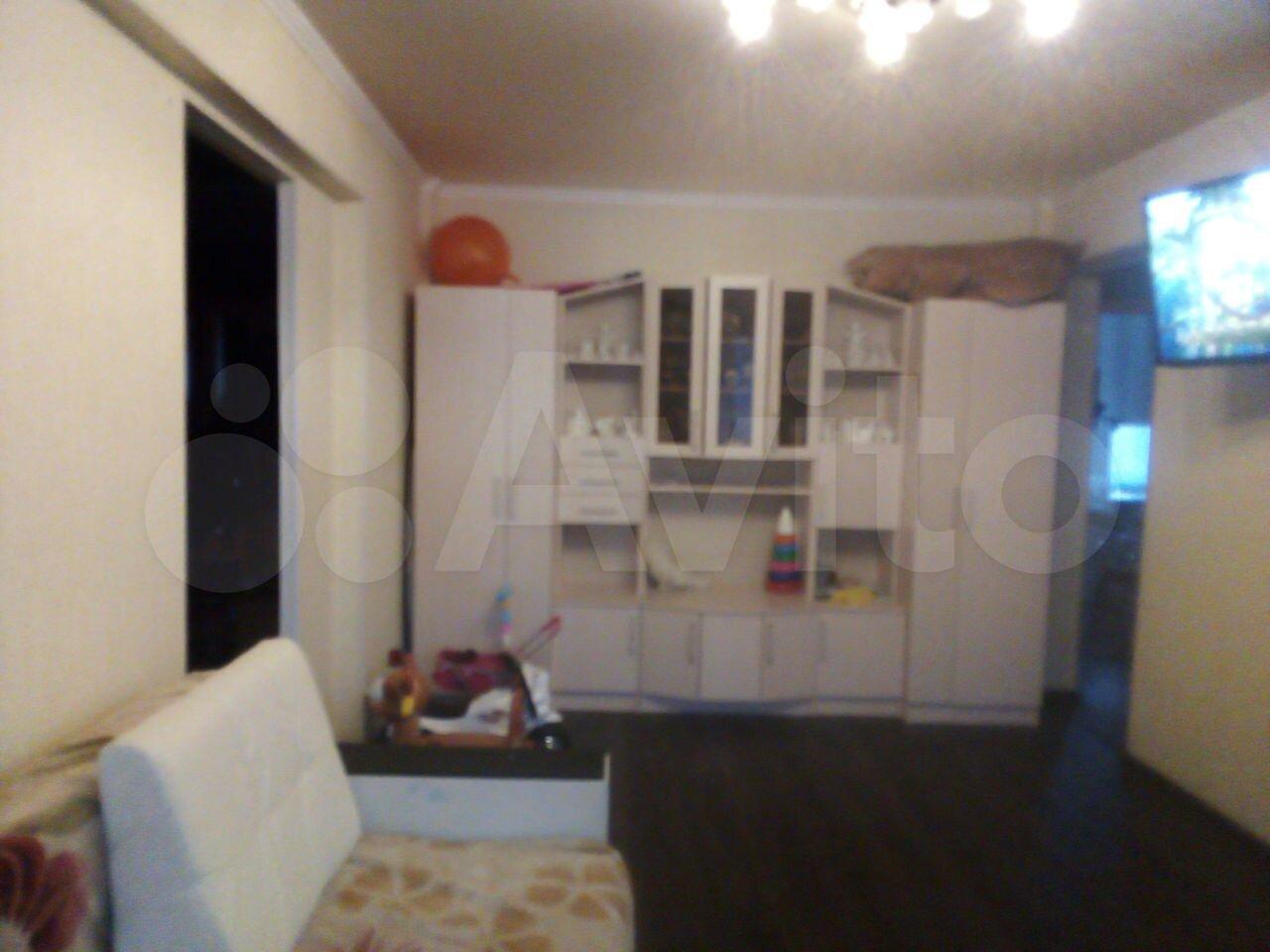 3-к квартира, 59.1 м², 5/5 эт.