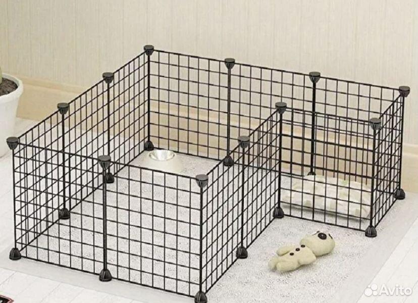 Вольер для собак (мелких породы или щенков )  89052937004 купить 1